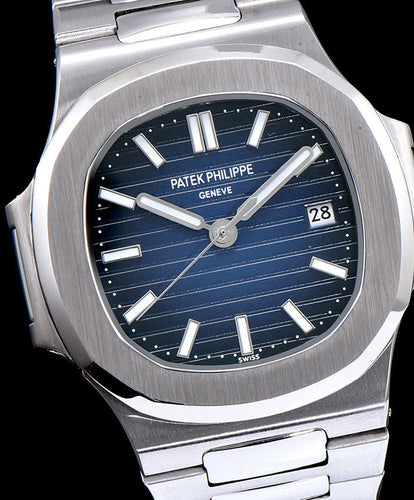 Patek Philippe Luminescent watch for men Blue