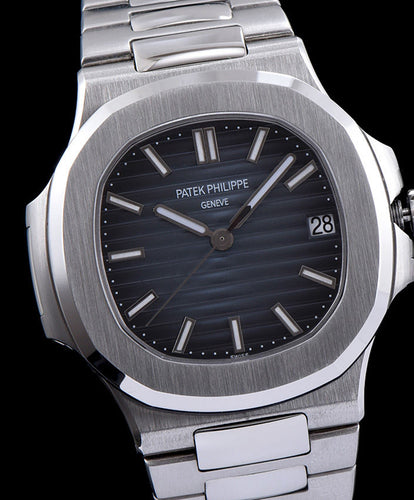 Patek Philippe Luminescent watch for men Black