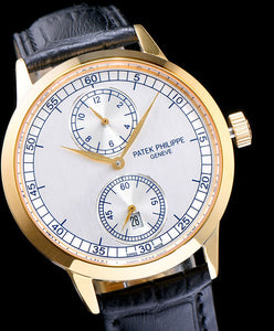 Patek Philippe Stainless Steel Watch White
