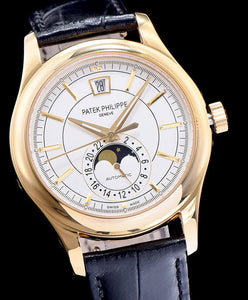 Patek Philippe Gold Men s Watch White
