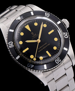 Rolex Men s Submariner black Dial Watch Watch Golden