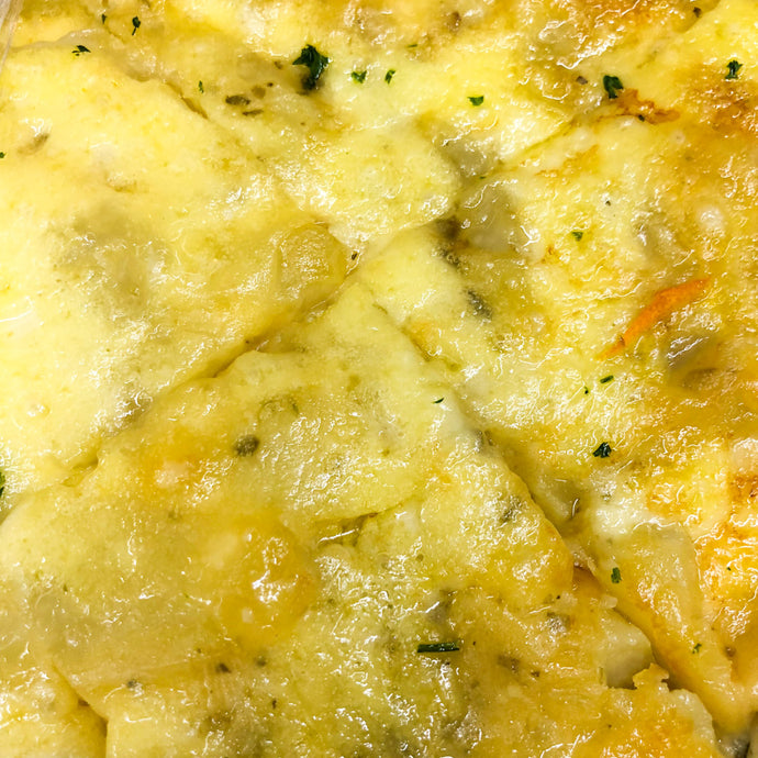 Scallop Potatoes
