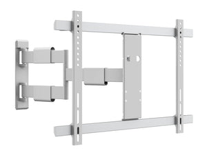 Multibrackets M VESA Flexarm Large White Ultra Thin TV Wall Bracket