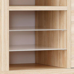 Maja Set+ Tall Wide Storage Combi in Natural Oak (1690-5524)