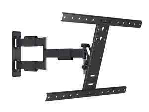Multibrackets M VESA Flexarm Black Ultra Thin TV Wall Bracket