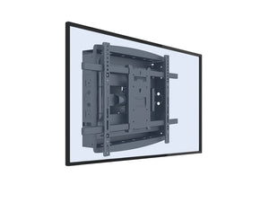 Multibrackets Recessed Full Motion TV Bracket for TVs up to 80 inch