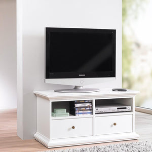 Furniture To Go Paris TV Stand in White (7017781249)