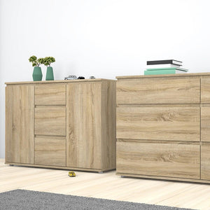 Furniture To Go Nova Sideboard in Oak (70971251AKAK)