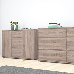 Furniture To Go Nova Sideboard in Truffle Oak (70971251CJCJ)