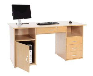 Alphason Dallas AW12289 Computer Desk
