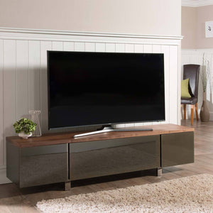 Alphason Regent ADR1800 Walnut TV Cabinet