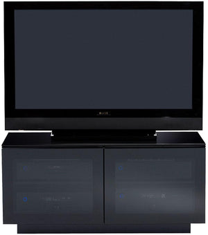 BDI Mirage 8224 Black TV Cabinet
