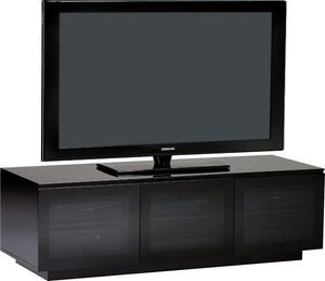 BDI Mirage 8227-2 Black TV Cabinet