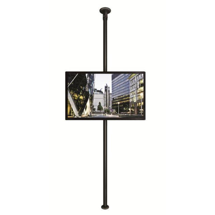BT4MFCLF40-65 Floor to Ceiling TV Bracket with 2m Pole + 2m Pole and External Pole Joiner