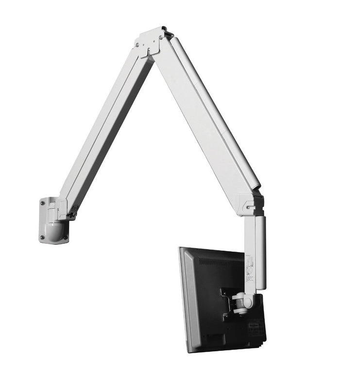 B-Tech BT7593 Full Motion Flat Screen Medical Wall Bracket