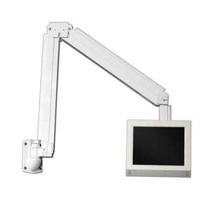 B-Tech BT7592 Full Motion Flat Screen Medical Wall Bracket