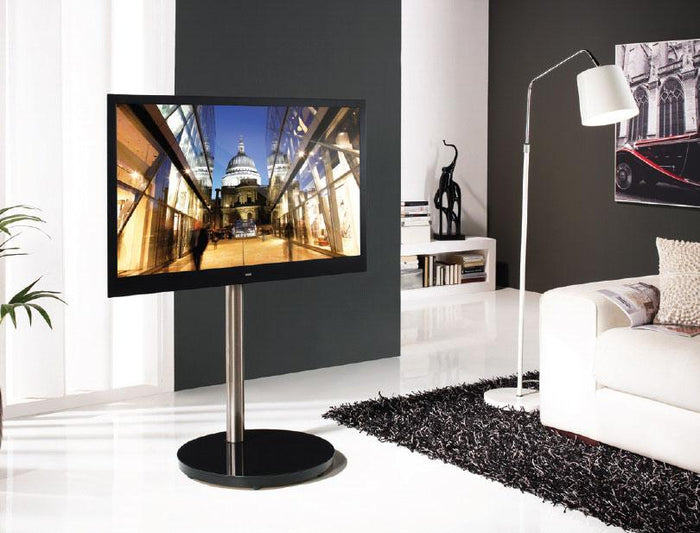 Cantabria BTF801 Round Based Cantilever TV Stand