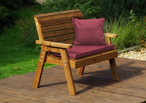 Charles Taylor Traditional Two Seater Bench (HB19)