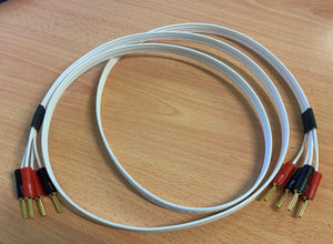 QED Performance Original Bi-Wire MK II Pair of 2m Speaker Cables