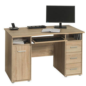 Maja Camden Workstation in Sonoma Oak (4029 5525)