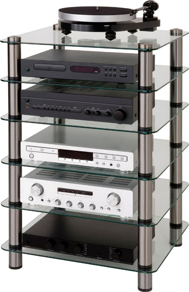 Optimum Prelude OPT-6000 Hifi Stand