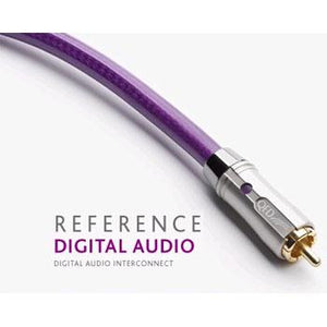QEDRDA/3 QED Reference Digital Audio Coaxial Cable 3m
