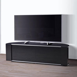 MDA Designs Sirius 1600 Hybrid Gloss Black TV Stand