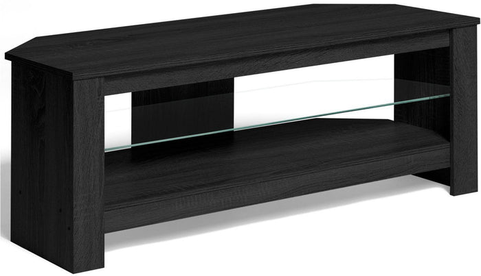 Techlink Calibre+ Black Oak TV Stand (406079)