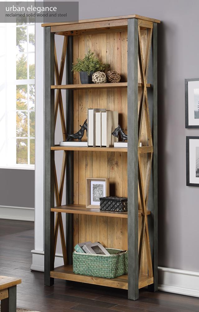 Baumhaus Urban Elegance - Reclaimed Tall bookcase