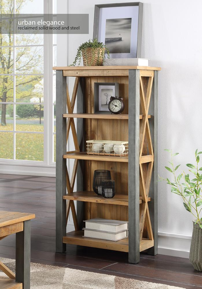 Baumhaus Urban Elegance - Reclaimed Small Bookcase