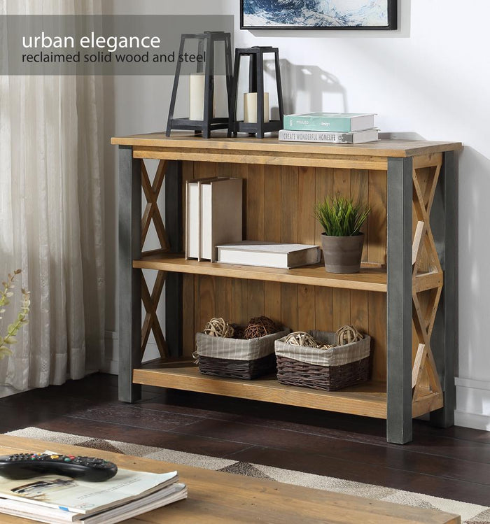 Baumhaus Urban Elegance - Reclaimed Low Bookcase