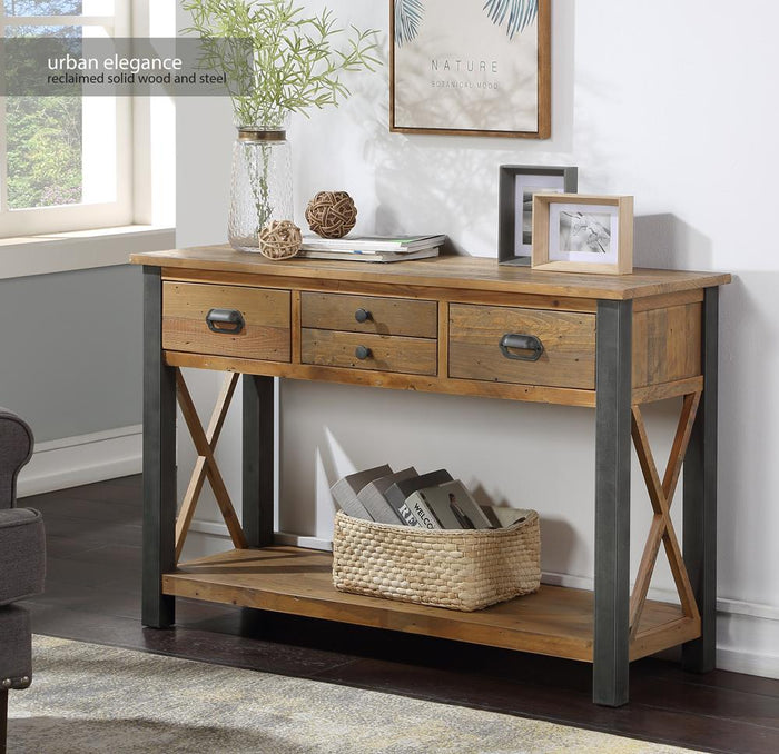 Baumhaus Urban Elegance - Reclaimed Console Table