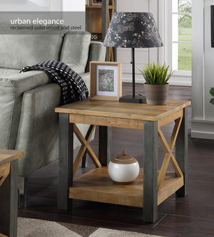 Baumhaus Urban Elegance - Reclaimed Lamp Table