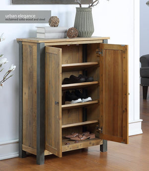 Baumhaus Urban Elegance - Reclaimed Large Shoe Storage Cupboard