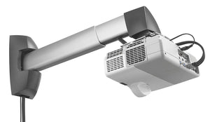 Vogels PPS 800 89 - 152cm Short Throw Mount for Projector - Silver