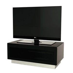 Alphason Element EMT850 High Gloss Black TV Cabinet