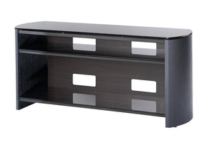 Alphason Finewoods Black Oak TV / Hifi Stand - FW1100-BV/B