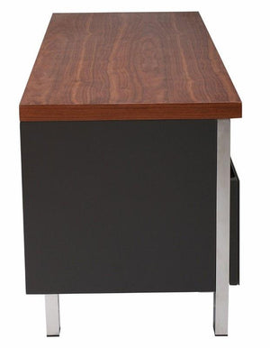 Alphason Regent ADR1200 Walnut TV Cabinet