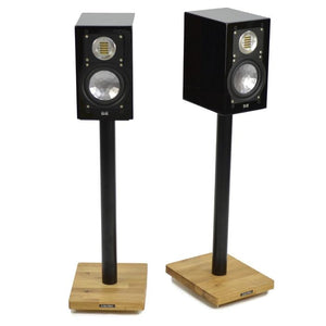 Apollo Cyclone Oak Speaker Stands