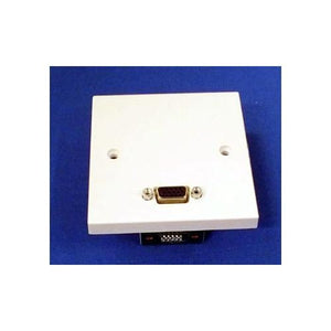AV4-MA-1GW-VGA90 -  Computer Laptop 90 Degree VGA Wall Plate