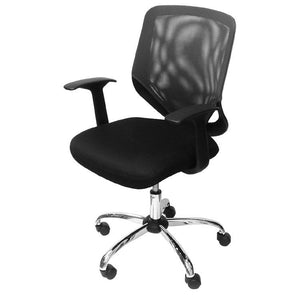 Alphason Atlanta Grey Mesh Office Chair (AOC9201-M-GRY)