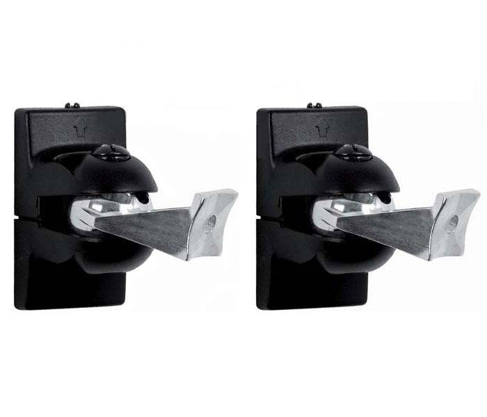 B-Tech BT332 - Pair of Universal Home Cinema Speaker Wall Mounts