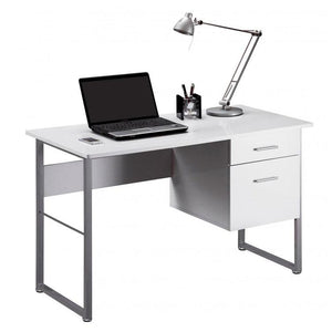 Alphason Cabrini Office Desk (AW22226-WH)