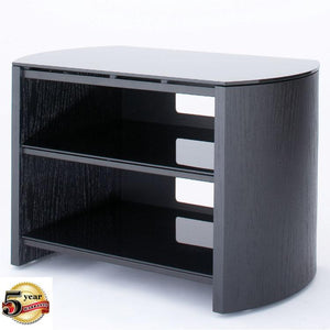Alphason Finewoods Black Oak TV / Hifi Stand - FW750BV-B
