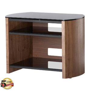 Alphason Finewoods Walnut TV / Hifi Stand - FW750W-B