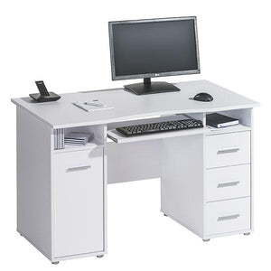 Maja Camden Workstation in Icy White (4029 5539)