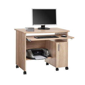 Maja Websurfer Mobile Workstation in Sonoma Oak (4035 5525)