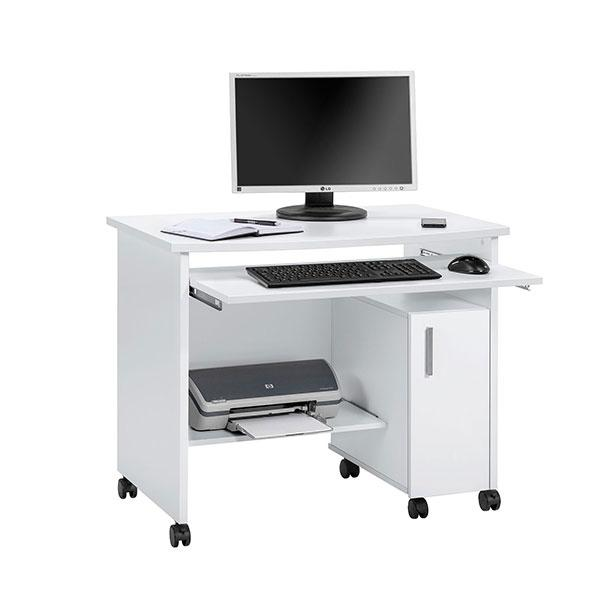 Maja Websurfer Mobile Workstation in Icy White (4035 5539)