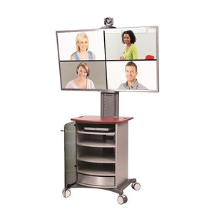 Metroplan VIP93R Mitre Conference Cabinet with Ruby Top and Base
