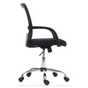 Teknik Star White Mesh Office Chair (6910WHI)